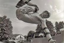 Skateboards / by Jonathan A. Strahan