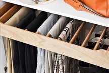 House Stuff: Closets / Ideas, products, etc for closets