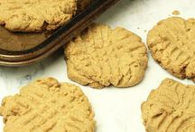 Low Carb Peanutbutter Cookies