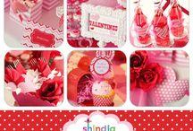 Food & Decorating Valentine  / by Danielle Slingerland - van der Aa