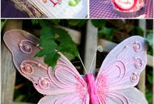 Food : Party Theme - Butterflies / by Sam Darling