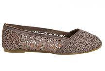 Luonnonväriset kengät