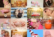 Baby Photography Inspiration / by Brenna