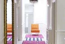 Passing thru Places / Hallways, entryways, breeze ways, corridors