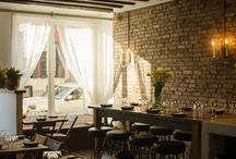 stylish dining (out) / by 20.twelve.3 Interiors