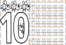 10 rakamı çalışma sayfası