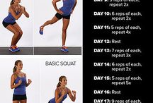 30 Day Challenges / by Stacey Finkle