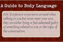 a guide to body language