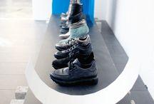 PARIS SHOWROOMS / Underground showrooms in Paris. The Paris Showroom is presented during Paris Fashion week