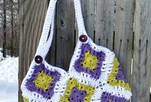 Crochet Handbags, Clutches and Totes Patterns