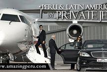 Private Jet Travel - Peru & Latin America