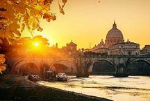 Autumn in Rome - Autunno a Roma / Discoer Rome in Autums, Roma in autunno, piena di colori!