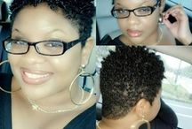 Short Hair Don't Care!!!!! / Loving the beautiful look of short and very short hair!