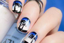 Nail art / There are nice nail style...