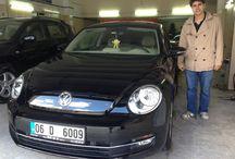 beetle / Bekbars Nana Teknoloji - Siyah VW Beetle şimdi daha da güzel...