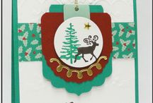 Stampin Up - CheerfulTags