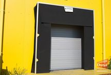 Industrial entrance solutions / Industrial doors, roll up doors, docks station