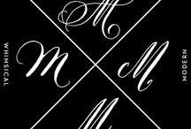 алфавит каллиграфия