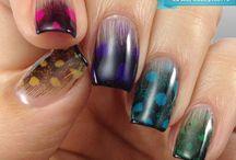 Shellac gél lakk díszítések - Shellac Nail Art