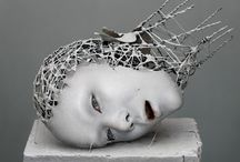 Yuichi Ikehata / Yuichi Ikehata is a talented photographer and artist, who created realistic sculptures of human body parts using clay, wire and paper and photographs the sculptures. Yuichi was born in 1975 in Chiba, Japan.