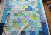 Quilts & bags I made / Started sewing in Aug 2013. This is stuff I've made. Mainly quilts & bags.