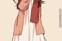 Mikasa Ackerman snk