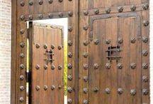 Portas e fachadas de arte
