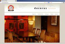 Website Decorus Furniture