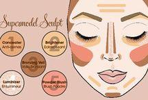 Makeup / Make up tips and tricks