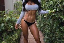 extreme fit girls