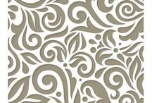 Pattern-Sablon