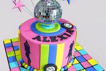 Disco birthday
