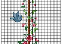 Cross Stitch Free Patterns / Free patterns to use for Cross Stitch. / by Julie Piggott