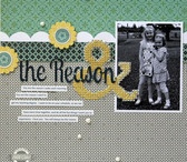 Scrapbook page layouts / by Lynda Westenskow