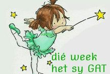 Quotes - AFrikaans