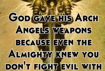 Gods Warriors / by C.W.E.