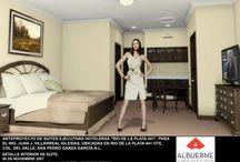 Suites Hoteleras, Valle   ALBUERNE ARQUITECTOS