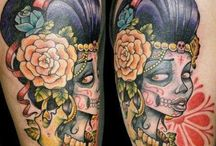 Tattoos / by Ciara Logan
