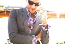 Men's Style / The fashion/style I'm attracted to in guys... / by Larissa Shaver