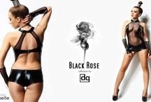 Black Rose - Demoniq /  Demoniq autumn - winter 2013/14 - Black Rose Collection