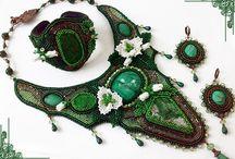 Bead Embroidery 3 / by Brenda Baker
