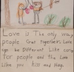 Children Write: Love / From the Marion Nordberg Collection posted by the From LtoJ Consulting Group, Inc. www.LBELLJ.com