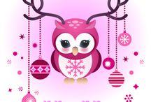 Decor Baby's Room Owls