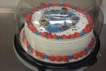 dq cakes I did
