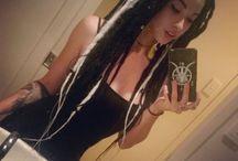 BW dreads
