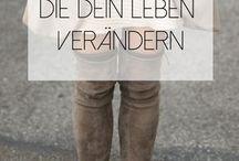 Schuhe und Klamotten