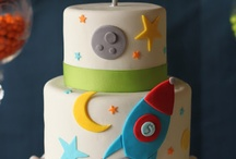 Space birthday party / by Ashley Shaner