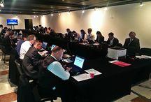 Europejski Kongres Gospodarczy 2014 / Zdjęcia prezentują ujęcia z pracy biura prasowego w trakcie VI Europejskiego Kongresu Gospodarczego.
