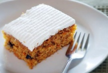 Cakes / Cake recipes in the stove and on the grill. / by Traeger Grills