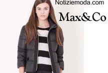 Max&Co / Max&Co collezione e catalogo primavera estate e autunno inverno abiti abbigliamento accessori scarpe borse sfilata donna.